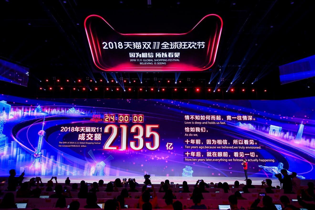 十年双11,中国数字经济的崛起